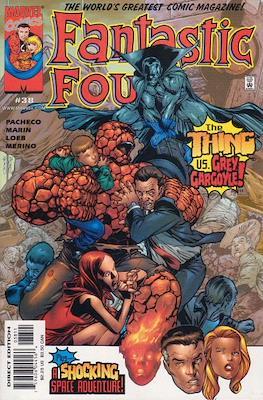 Fantastic Four Vol. 3 (Comic Book) #38