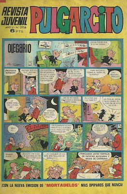 Pulgarcito (1946-1981 5ª y 6ª época) (Grapa, 16-32 páginas) #2116