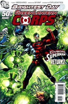 Green Lantern Corps Vol. 2 (2006-2011) (Comic Book) #50