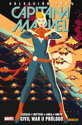 Capitana Marvel. 100% Marvel (2013-) (Rústica con solapas) #5
