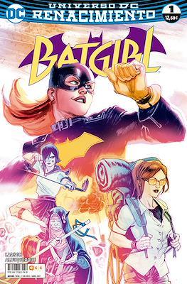 Batgirl. Renacimiento (Rústica 120 pp) #1