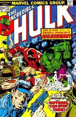 The Incredible Hulk Vol. 1 (1962-1999) (Comic Book) #172