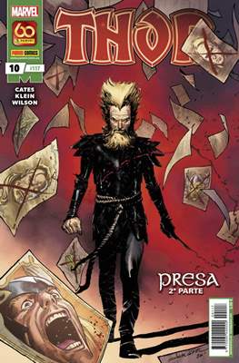 Thor / El Poderoso Thor / Thor - Dios del Trueno / Thor - Diosa del Trueno / El Indigno Thor (2011-) (Grapa) #117/10