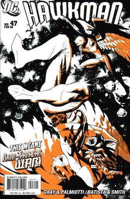 Hawkman Vol. 4 (2002-2006) (Comic book) #47
