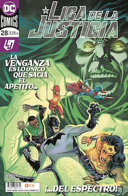 Liga de la Justicia. Nuevo Universo DC / Renacimiento #106/28