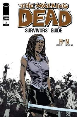 The Walking Dead Survivors' Guide (Grapa) #3