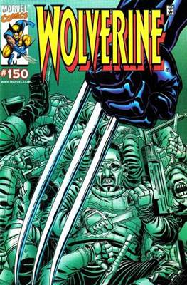Wolverine (1988-2003 Variant Cover) (Comic Book) #150.1
