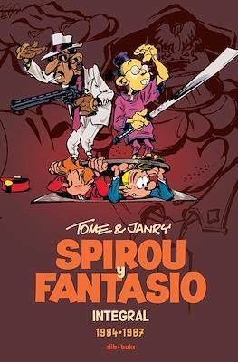 Spirou y Fantasio - Integral #14