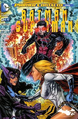 Batman / Superman. Nuevo Universo DC #12
