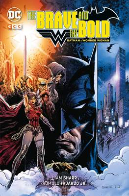 The Brave and The Bold: Batman y Wonder Woman