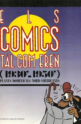 Els comics tal com eren