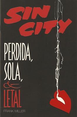 Sin City. Perdida, sola y letal
