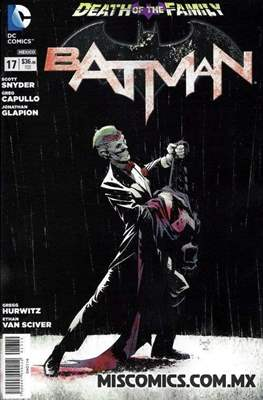 Batman (2012-2017) (Grapa) #17