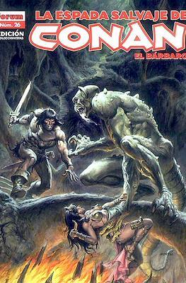 La Espada Salvaje de Conan el Bárbaro. Edición coleccionistas (Rústica. 64 páginas. B/N. (2005-2008).) #26