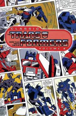 Classic The Transformers (Softcover) #4