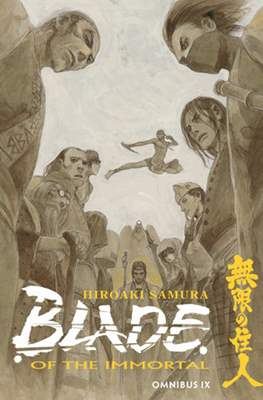 Blade of the Immortal (Softcover) #9