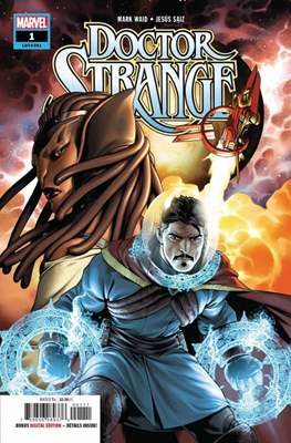Doctor Strange (Vol. 5 2018-) (Comic book) #1