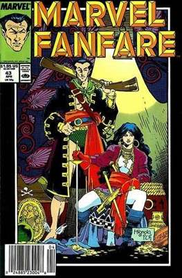 Marvel Fanfare Vol 1 #43