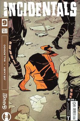 Incidentals (Comic book) #9