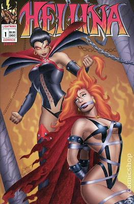Hellina: Hellborn (Variant Cover)