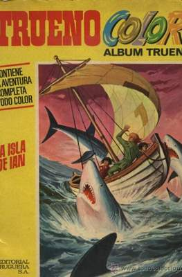 Trueno Color (Rústica, 64 páginas (1970)) #26