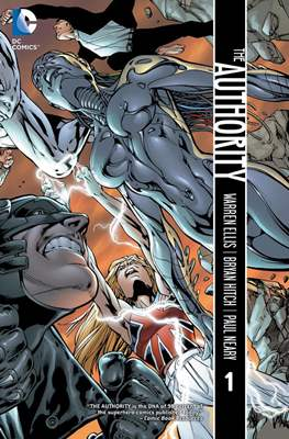 The Authority (Softcover 296-416 pp) #1