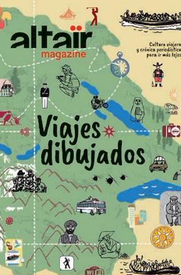 Viajes dibujados. Altaïr magazine (Cartoné 192 pp) #