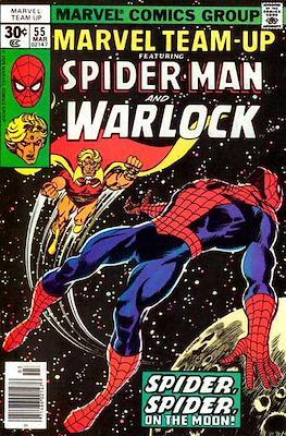 Marvel Team-Up Vol. 1 (Comic-Book) #55