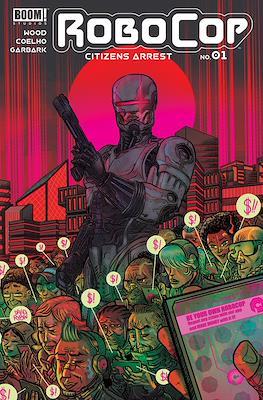 RoboCop: Citizens Arrest (Variant Covers) (Comic Book) #1.1