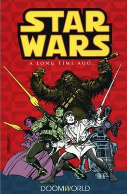 Star Wars: A Long Time Ago (Softcover 312-376 pp) #1