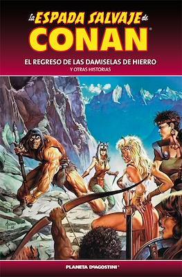 La Espada Salvaje de Conan (Cartoné 120 - 160 páginas.) #58