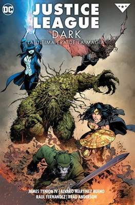 Justice League Dark (Rústica) #1