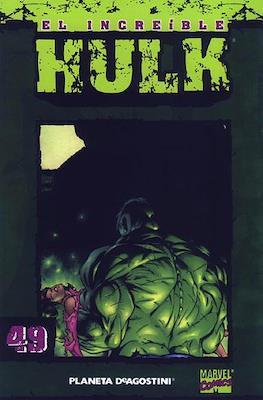 Coleccionable El Increíble Hulk (2003-2004) (Rústica. 80-96 páginas) #49