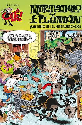 Mortadelo y Filemón. OLÉ! (1993 - ) (Rústica, portadas en relieve) #215