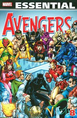 Marvel Essential: Avengers (Rústica) #8