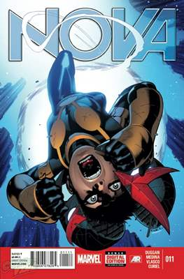 Nova Vol. 5 (Comic-Book) #11