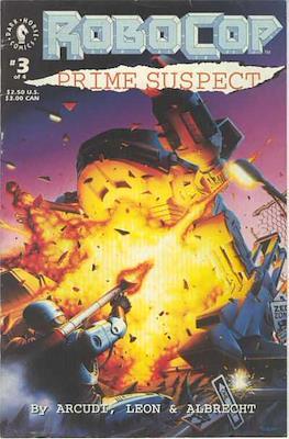 Robocop - Prime Suspect (Grapa) #3