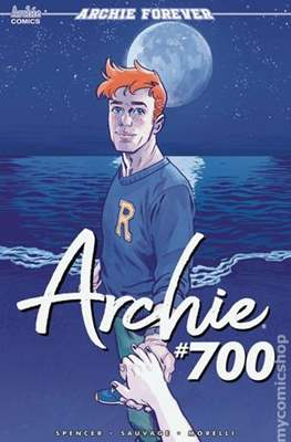 Archie (2015- Variant Cover) (Comic Book) #700.8