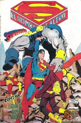 Superman Vol. 1 (Grapa. 1986-2001) #34