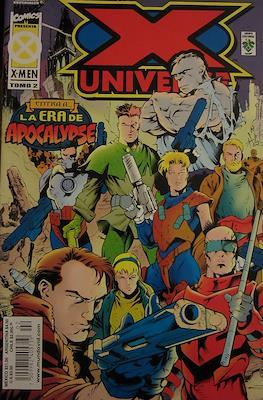 X Universe: La Era de Apocalypse (Grapa) #2