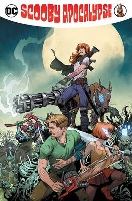Scooby Apocalypse (Softcover 176-160 pp) #6