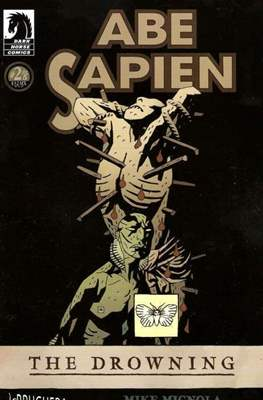 Abe Sapien (Grapa) #2
