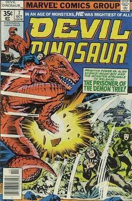 Devil Dinosaur (Comic Book. 1978) #7