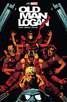 Old Man Logan Vol. 2 #14