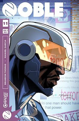 Noble (Comic book) #11