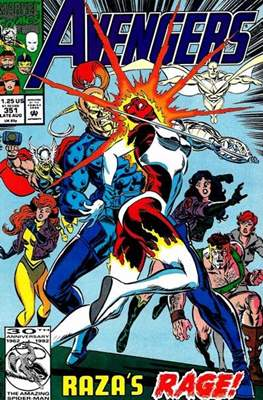 The Avengers Vol. 1 (1963-1996) (Grapa) #351