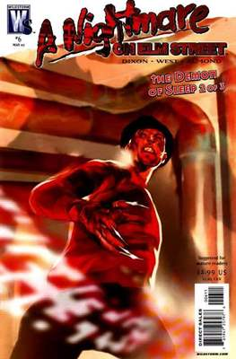 A nightmare on Elm street (Grapa) #6