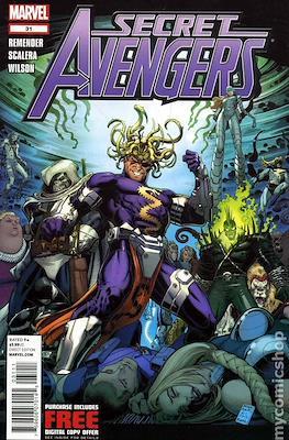 Secret Avengers Vol. 1 (2010-2013) #31