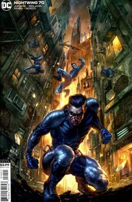 Nightwing Vol. 4 (2016- Variant Cover) #70