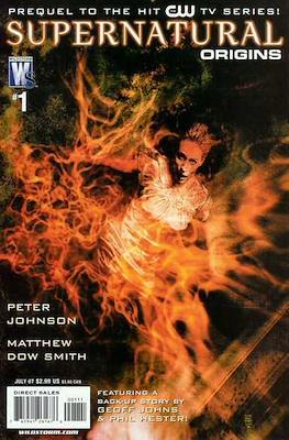 Supernatural: Origins (Comic-book / Digital) #1